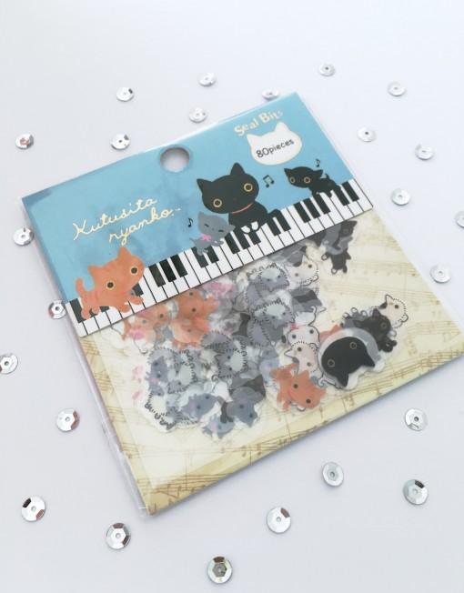 stickers katten
