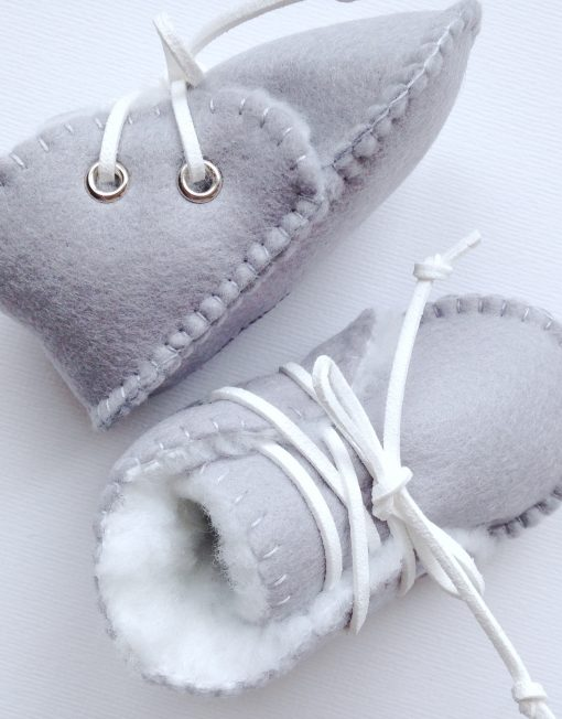 babybooties-uni-grijs