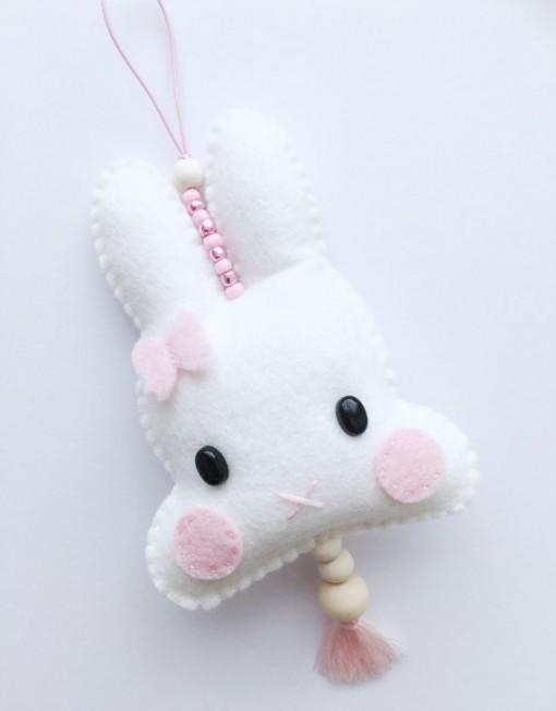 konijn roze 4