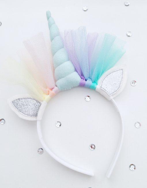 unicorn-diadeem-pastelblauw-zilver2