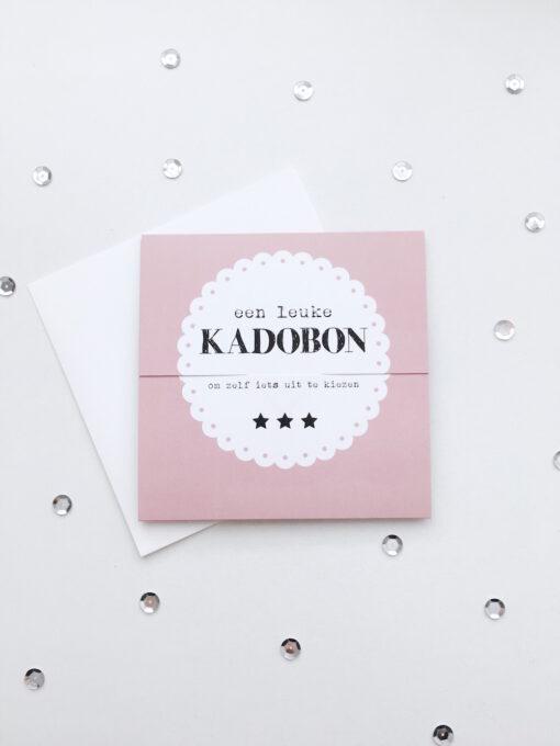 kadobon roze
