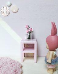 Tiny Little Cactus Dollhouse Bandits