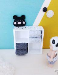 Tiny Little Cactus Dollhouse Bandits meubels